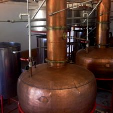 Wisemonkey rum distillery